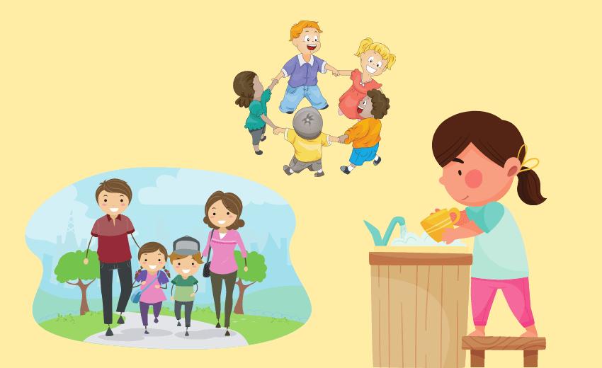 子供の運動不足解消におすすめの方法【日常でできること】
