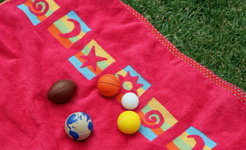 自宅でできるボールの投げ方練習方法【タオル活用】