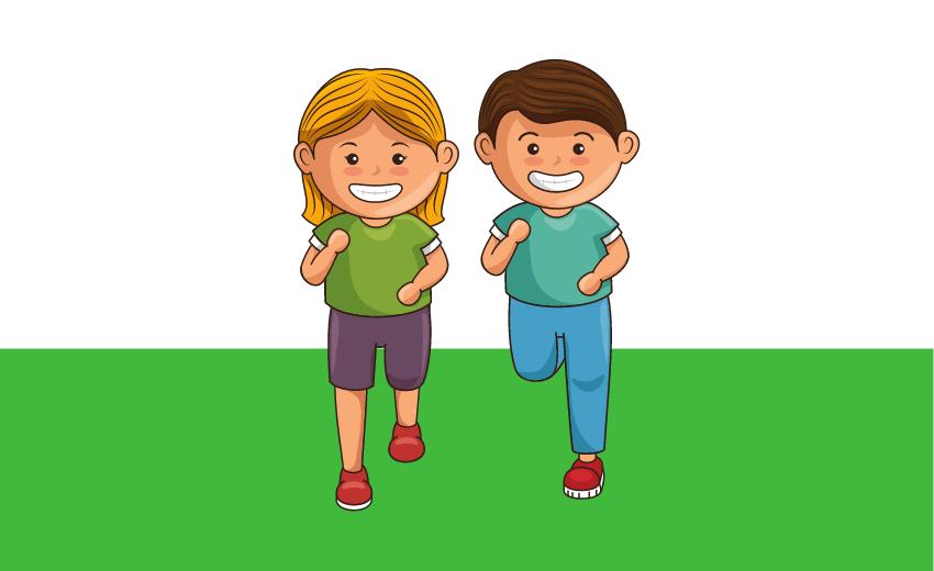 【小学生向け】足が速くなる方法【3つのポイントと練習方法】